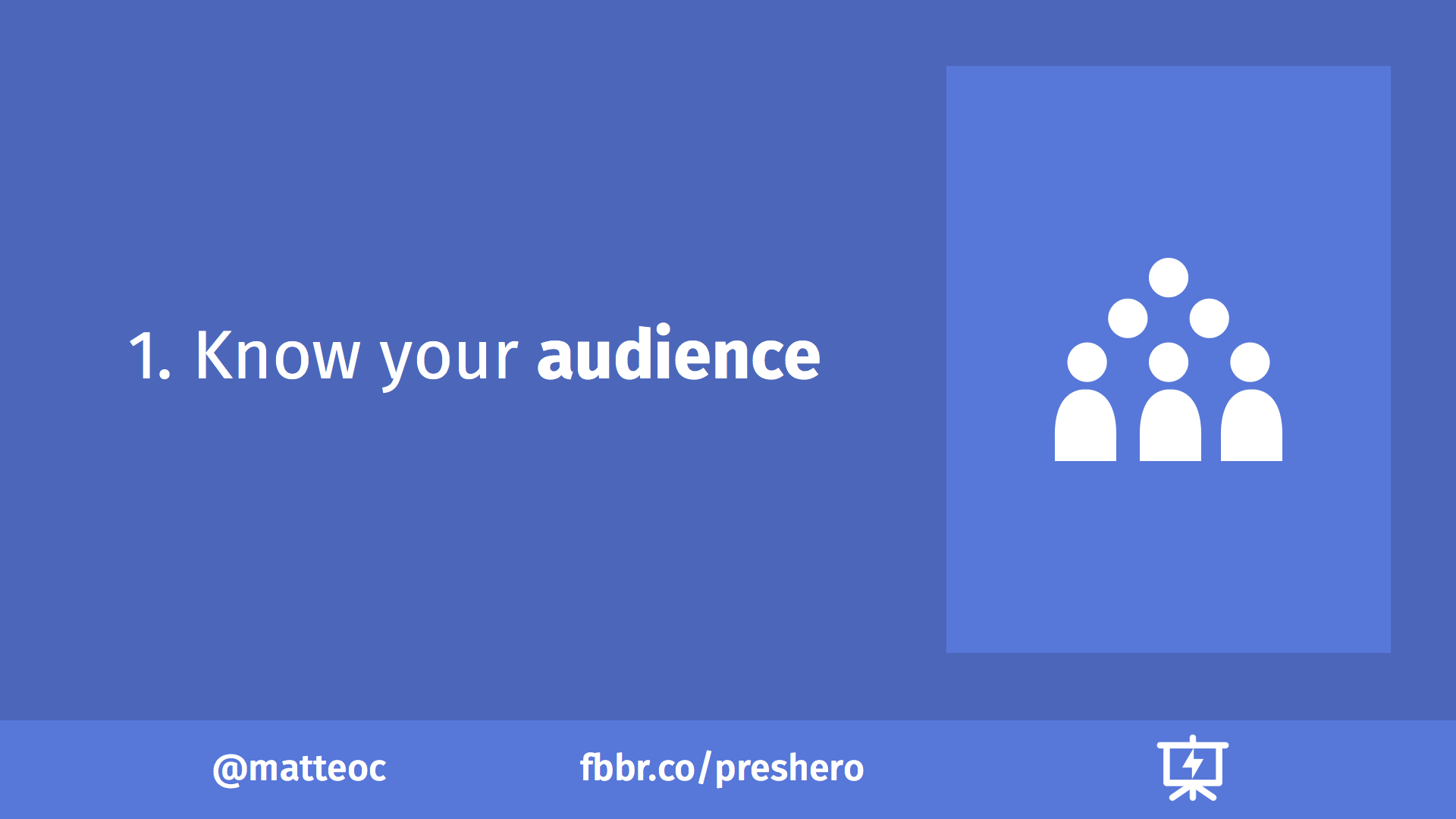 1audience
