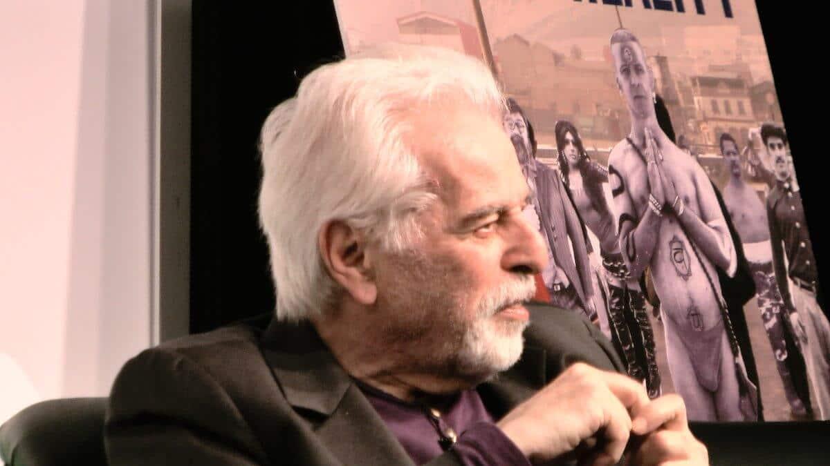 Alejandro Jodorowsky at SXSW