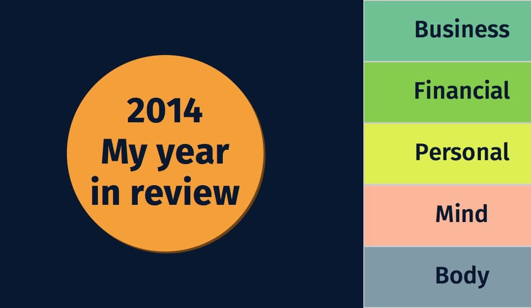 2014 My year in review