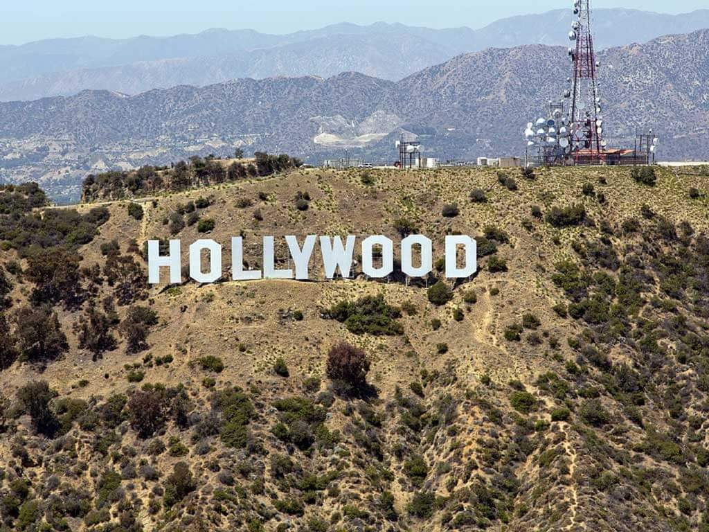 hollywood sign 754875