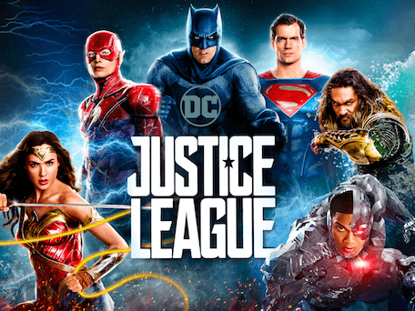 Justice League #digitalmarketing