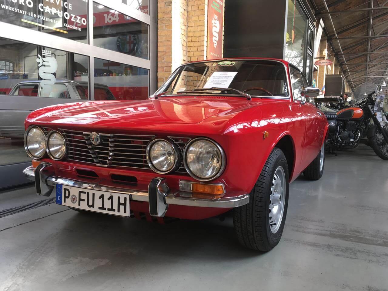 I like old Alfa's