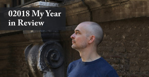 02018 My Year in Review