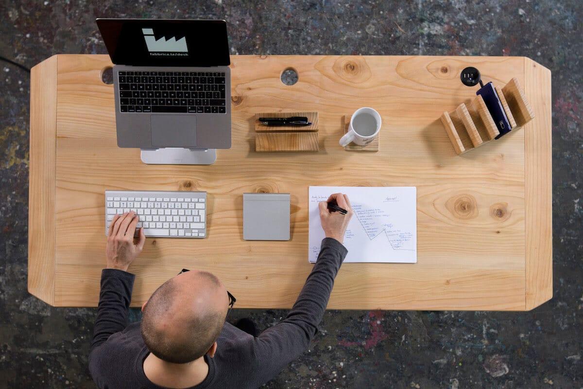 Integral Desk finale