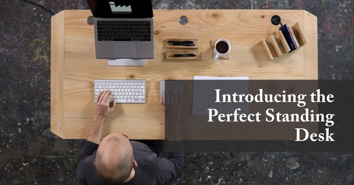 cover Integral Desk