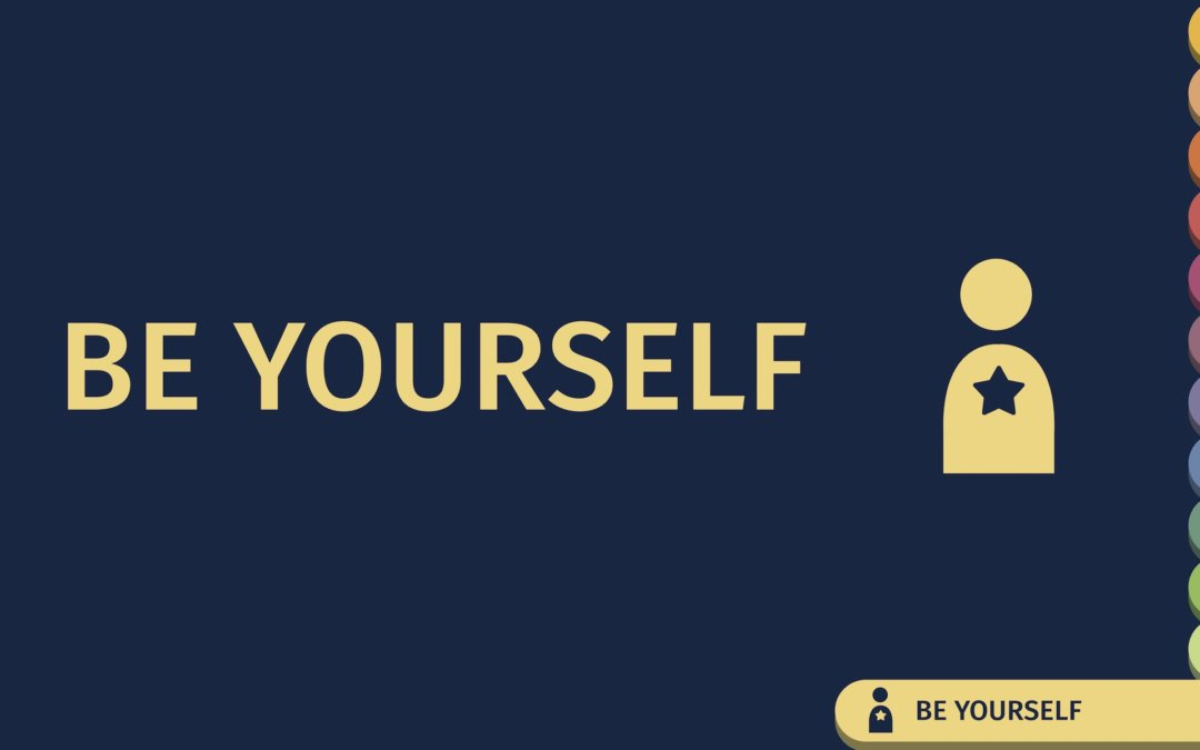 The Hidden Truth to Becoming a Great Speaker Is Being Yourself – Part 39