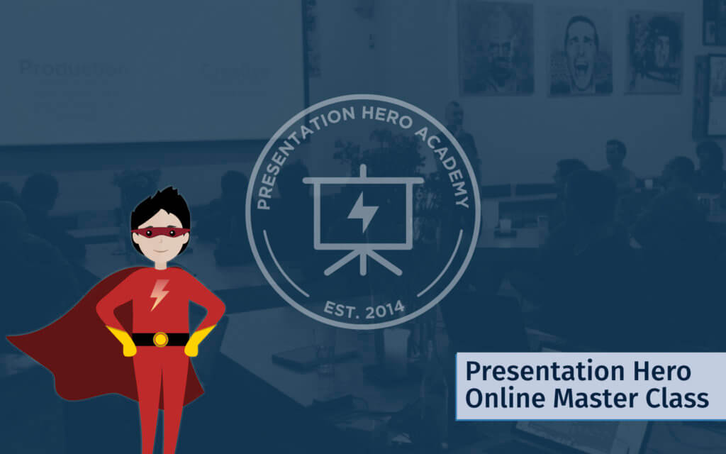 presentation skills public speaking online master class